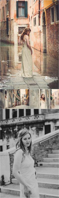 #ClairePettibone ~ #Venice #styledshoot #photosbyzoe #italy #destinationweddingphotographer