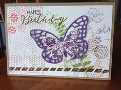 Lisa Crow's card