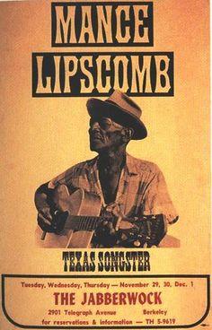 Mance Lipscomb