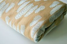 Sling Studio Falling Feathers Cliveden Wrap. Cotton 100%. Baby Wearing Wrap, Baby Wrap Carrier, Woven Wrap, Soft Autumn, Babywearing, Feathers, Wraps, Throw Pillows, Studio