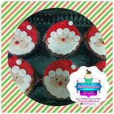 Santa's Cupcakes