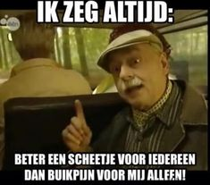 Funny Love, The Funny, Dankest Memes, Funny Memes, Clean Funny Jokes, Punny Puns, Dutch Quotes, Cartoon Jokes, Laugh Out Loud