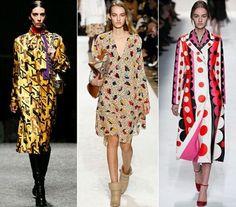 Moda Abbigliamento inverno 2015: i Capi e i Colori Must Have moda abbigliamento inverno 2015 fantasie anni sessanta