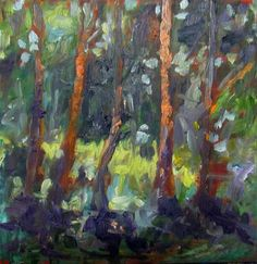 Forest Light - Linda Yurgensen