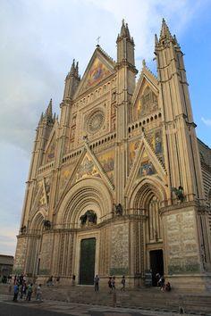 Il duomo di Orvieto, Umbria - Italy