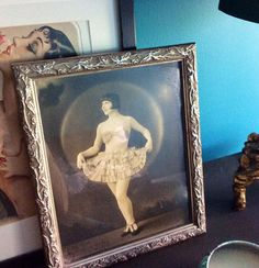 A personal favorite from my Etsy shop https://www.etsy.com/listing/510948901/1920s-vintage-flapper-girl-violetta