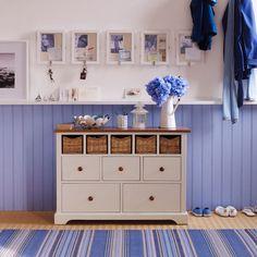 periwinkle blue | periwinkle blue bottom panels | Inspiración