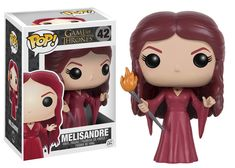 Funko Pop! Television 42: Game of Thrones - Melisandre