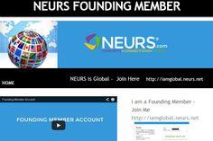 i am a Neurs Founding Member - Join Me http://iamglobal.neurs.net