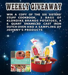 Enter to win this awesome giveaway from Johnny's Seasonings or Klondike Brands! #giveaway