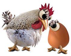 ¿Que vino primero, El Huevo o La Gallina? Resuelto.Emudy