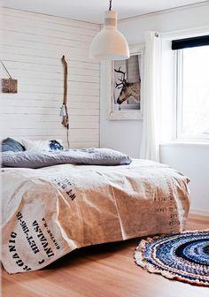 Decoración de casas: estilo nórdico con aires rústicos 9