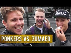 ZONDER GELD naar BRUSSEL! - Ponkers vs. Zomaer SPECIAL (2/2) - YouTube
