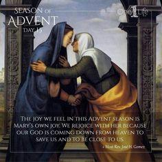 The joy of Advent!