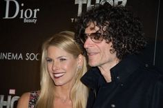 Love is Blind Celebrities (36 of 37): Beth Ostrosky and Howard Stern