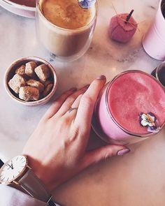 Colorful Food, Date Me, Coffee Date, Food Coloring, Instagram
