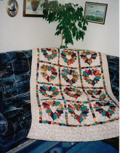 dresden pattern | Dresden heart pattern - Quilters Club of America