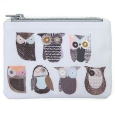 Chloe Owls coin purse