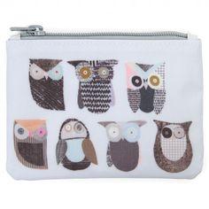 Chloe Owls coin purse