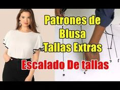 Blouse Styles, Blouse Designs, Clothing Patterns, Sewing Patterns, Maria Jose, Youtube, Plus Size, Fashion Outfits, Face
