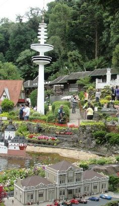 Miniatura Mini Mundo em Gramado, Rio do Sul, Brazil Great Places, Places To See, Beautiful Places, Time Relativity, Travel Around The World, Around The Worlds, Mini Mundo, Wonders Of The World, Brazil