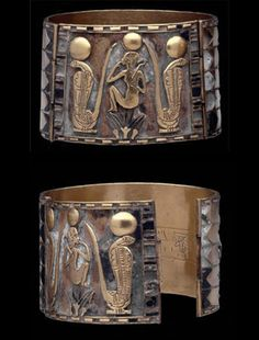 Bracelets of Nimlot, 22nd Dynasty Egypt