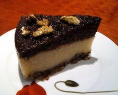 Χαλβάς νηστίσιμος με σοκολάτα!! ~ ΜΑΓΕΙΡΙΚΗ ΚΑΙ ΣΥΝΤΑΓΕΣ