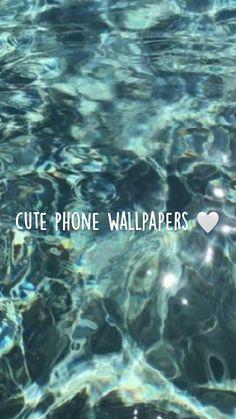 cute phone wallpapers 🤍