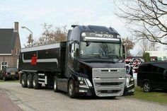 2014 Volvo FH16 T of Sweden