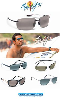 cad717936ee More than 200 Maui Jim Sunglasses available at gkboptical.com http   www