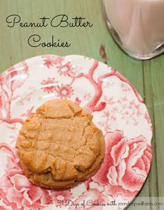 Peanut butter cookies are a classic for a reason. They are delicious, and this old family recipe does not disappoint.