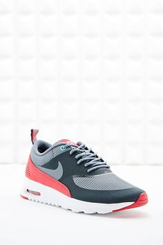 Nike Air Max Thea Trainers in Grey