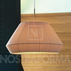 Bover Mei 60 suspension, version moyenne » Design Luminaires Contemporains, Lampes & Mobiliers » NOSTRAFORMA.