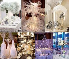 Romantic Winter Party | Top 10 ideas for romantic winter wedding party| - image #2003083 by ...