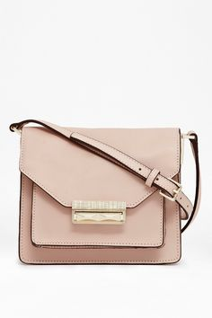 Dayna Leather Crossbody Bag - Accessories - French Connection Usa