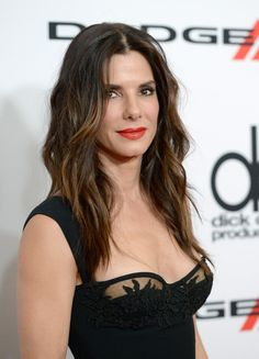 And this is Sandra Bullock. | Question: How Is Sandra Bullock 51