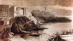 Corsica - Corse - Bastia - Gravures (1870) A Bocca d'infernu ( Saint-Joseph )