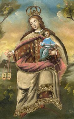 Great article on the Rosary and the Brown Scapular.