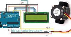 circuits4you.com: Arduino flow measurement