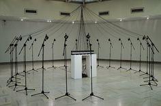 Bzzz! An Arduino-Controlled Electrical Sound Sculpture