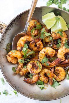 20 Savory Dinners Sweetened With Honey 10-Minute Spicy Margarita Shrimp Get the recipe: 10-minute spicy margarita shrimp