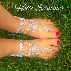 ⚡️FLASH SALE ⚡️Butterfly Rhinestone Toe Anklets Hello Summer!  Be the envy this season  in these super stunning sparkly butterfly toe anklets (beach sandals). Perfect for a beach wedding and can be worn with or without shoes. Two piece set - Silver - rhinestones - adjustable anklet with clasp & extender - toe ring adjustable -  one size fits most  Jewelry Bracelets