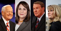 Women to Moderate Half of Presidential Debates FOR THE FIRST TIME! #equality