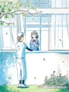 Find images and videos about beautiful, art and illustration on We Heart It - the app to get lost in what you love. Film Manga, Manga Art, Anime Art, Kawaii Drawings, Cute Drawings, Aesthetic Art, Aesthetic Anime, Character Illustration, Illustration Art