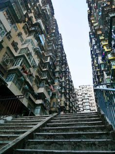 Montane Mansion in Quarry Bay, Hong Kong. One of the most instagrammed place in all of HK
