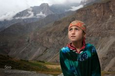 Yaghnobi Girl from Tajikistan. The Yaghnobis are Descendants of the Iranian Sogdians. The Sogdians were inhabitants of ancient Sogdian, a territory now shared between Uzbekistan, Tajikistan and Afghanistan.