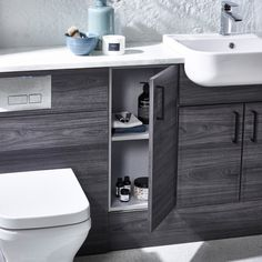 Explore our collection of freestanding bathroom furniture. Perfect for creating a focal point in your bathroom, all our bathroom vanity units provide… Bathroom Makeover, Shower Room, Bathroom Furniture, Small Bathroom, Bathroom Suppliers, Bathroom Tile Designs, Trendy Bathroom, Bathroom Suite, Bathroom Furniture Vanity