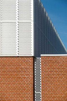 DNU Transformer Stations by C.F. Møller Architects