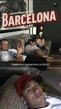31.01.2016 Neymar & Friends #repost #snapchat Neymarjr