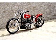 1980 Harley-Davidson Custom